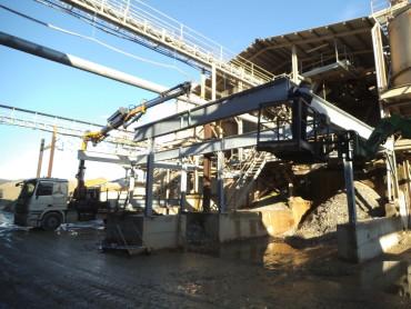 Carpenterie per impianti industriali